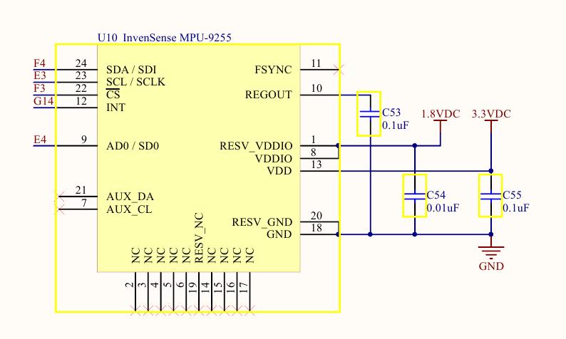 CLOSED  MPU9255 on spi0 - NVIDIA Developer Forums